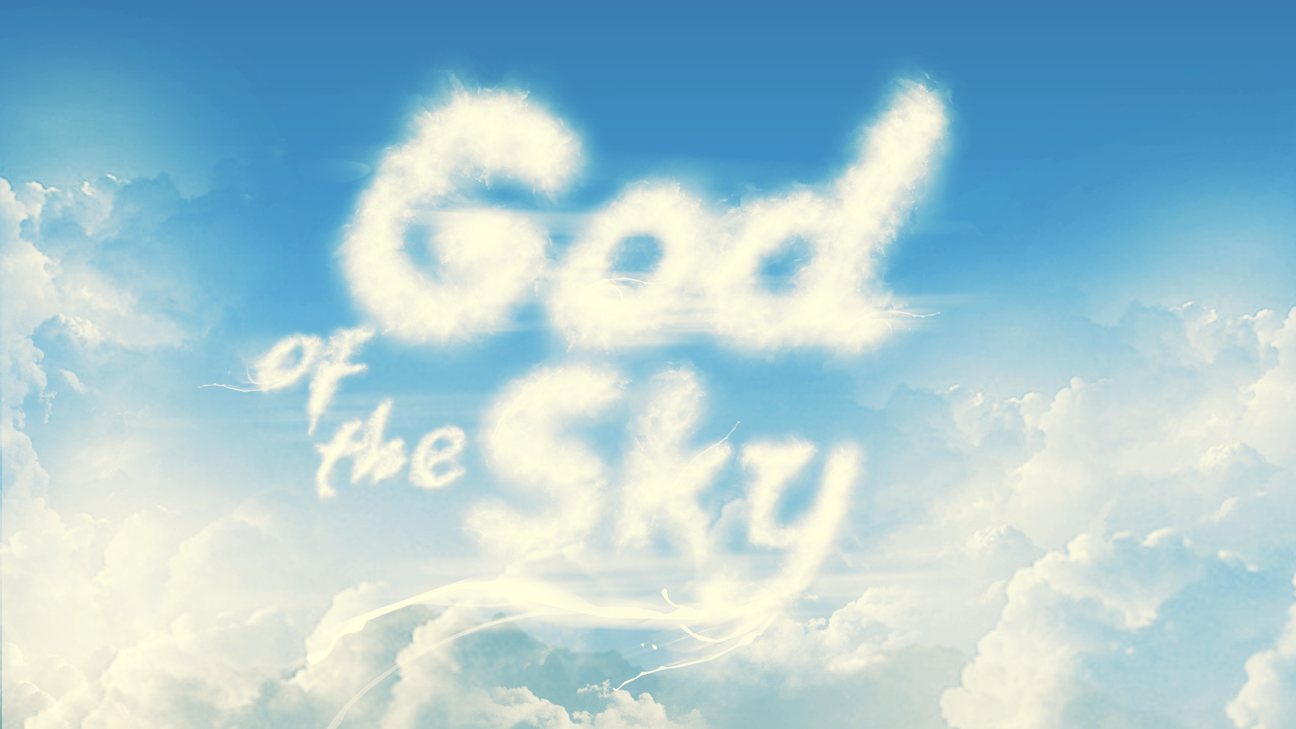 God Of The Sky Wallpapers - 2560x1440 - 493199