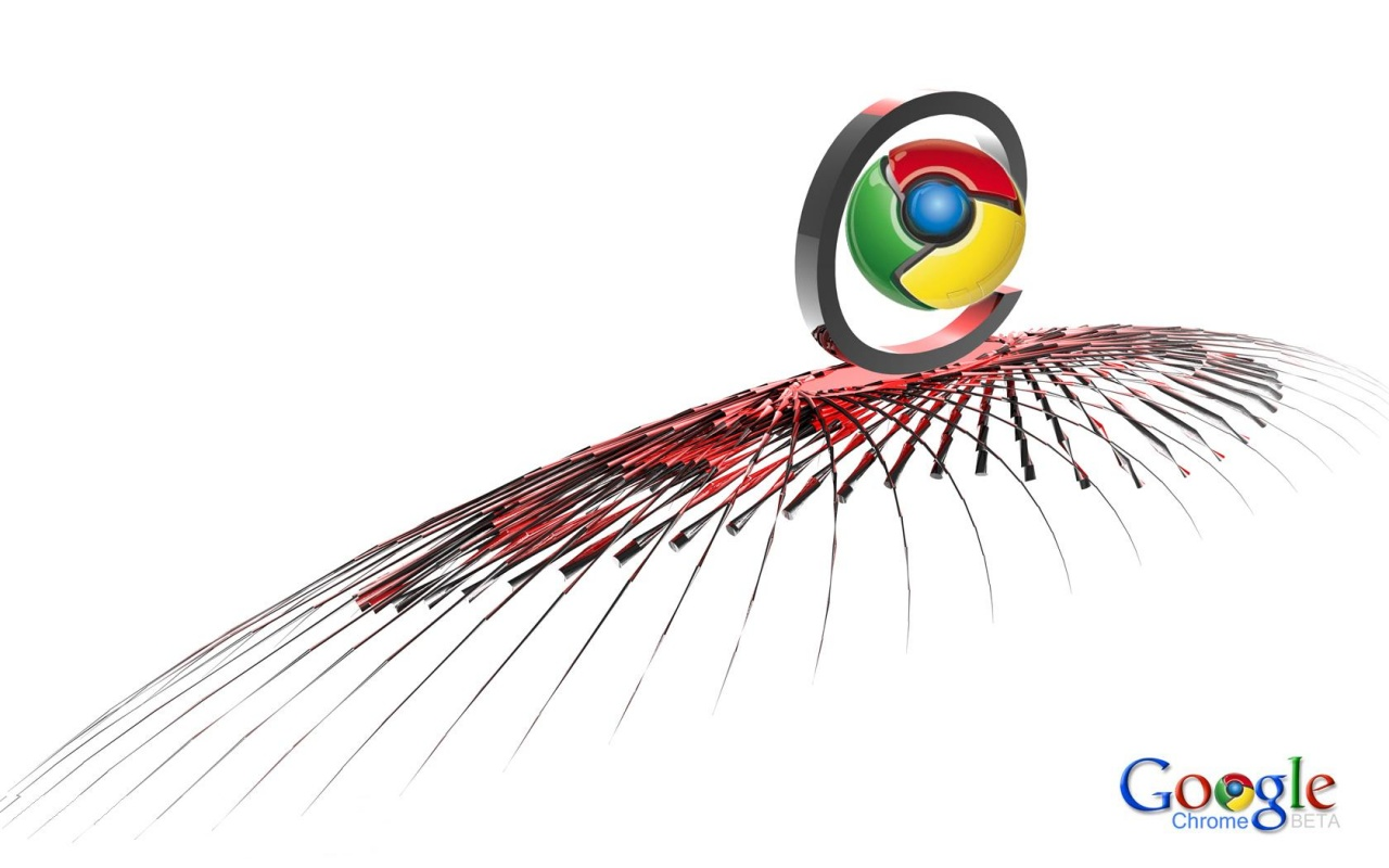 Google Chrome Beta Wallpapers - 1280x800 - 161355