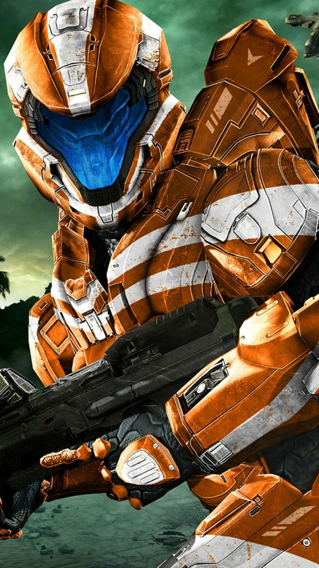 Halo Spartan Strike 2015 Wallpapers 1080x1920 659483