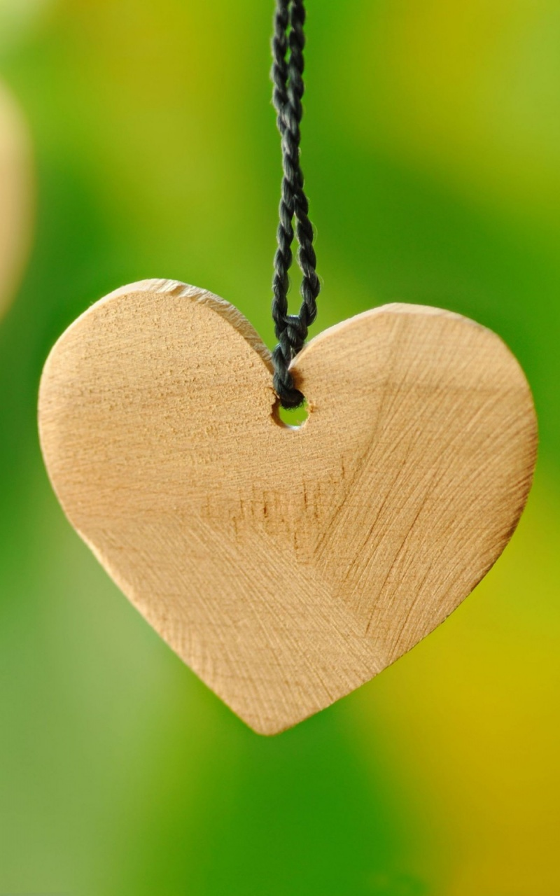 Heart Blurred Background | 800 x 1280 | Download | Close