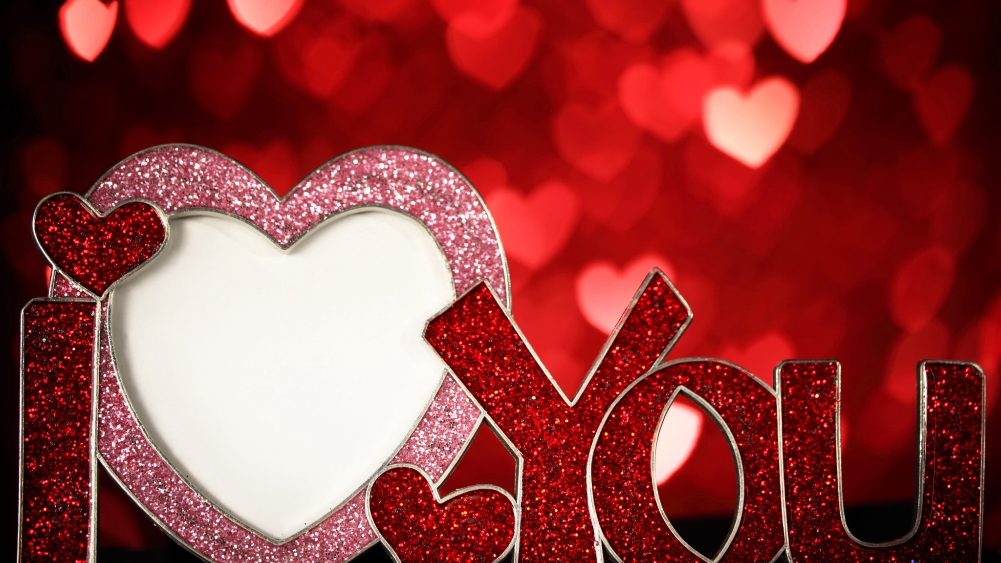 Wallpaper I Love You Heart : Heart I Love You Wallpapers - 2048x1152 - 642261