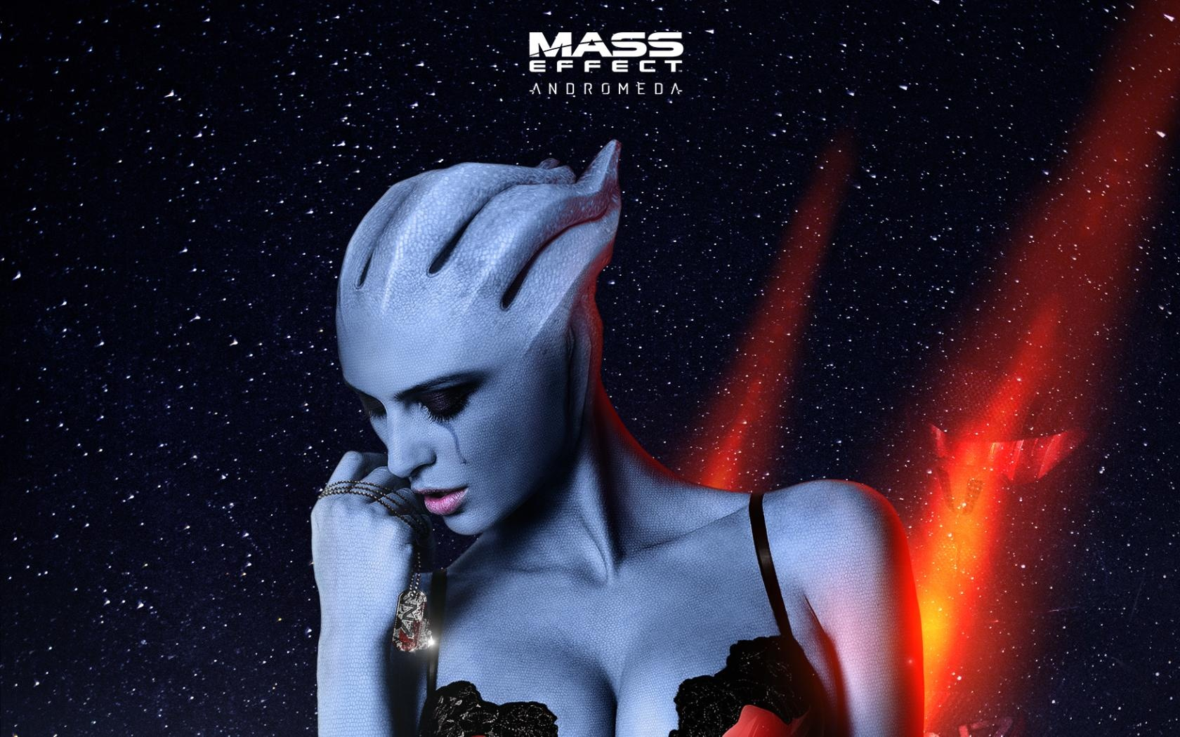 Heroes Fall Mass Effect Andromeda Wallpapers 1680x1050 490453