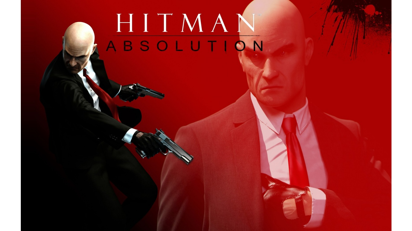 hitman absolution wallpapers - 1366x768 - 176549