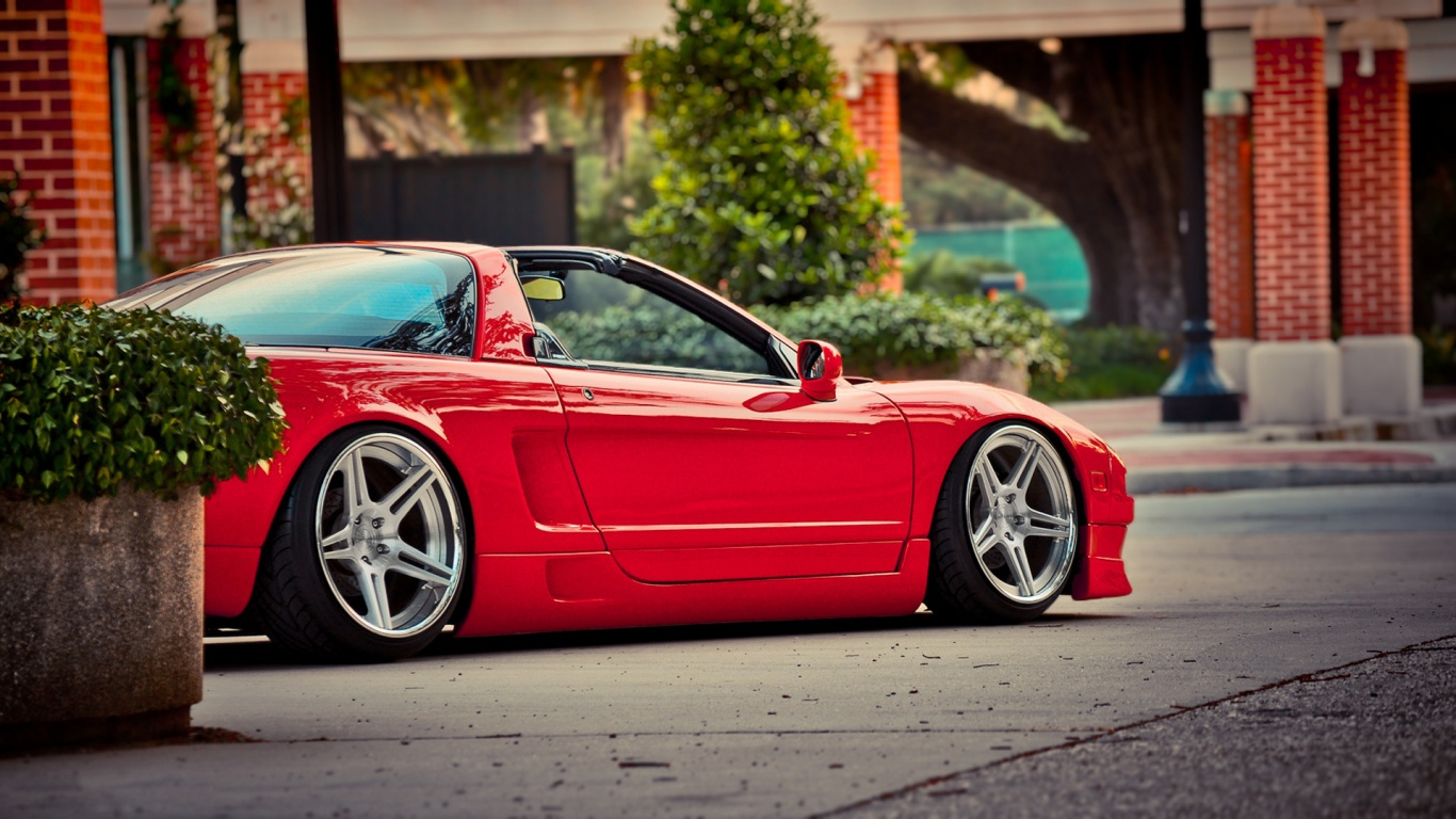 Honda Acura NSX Sports Car