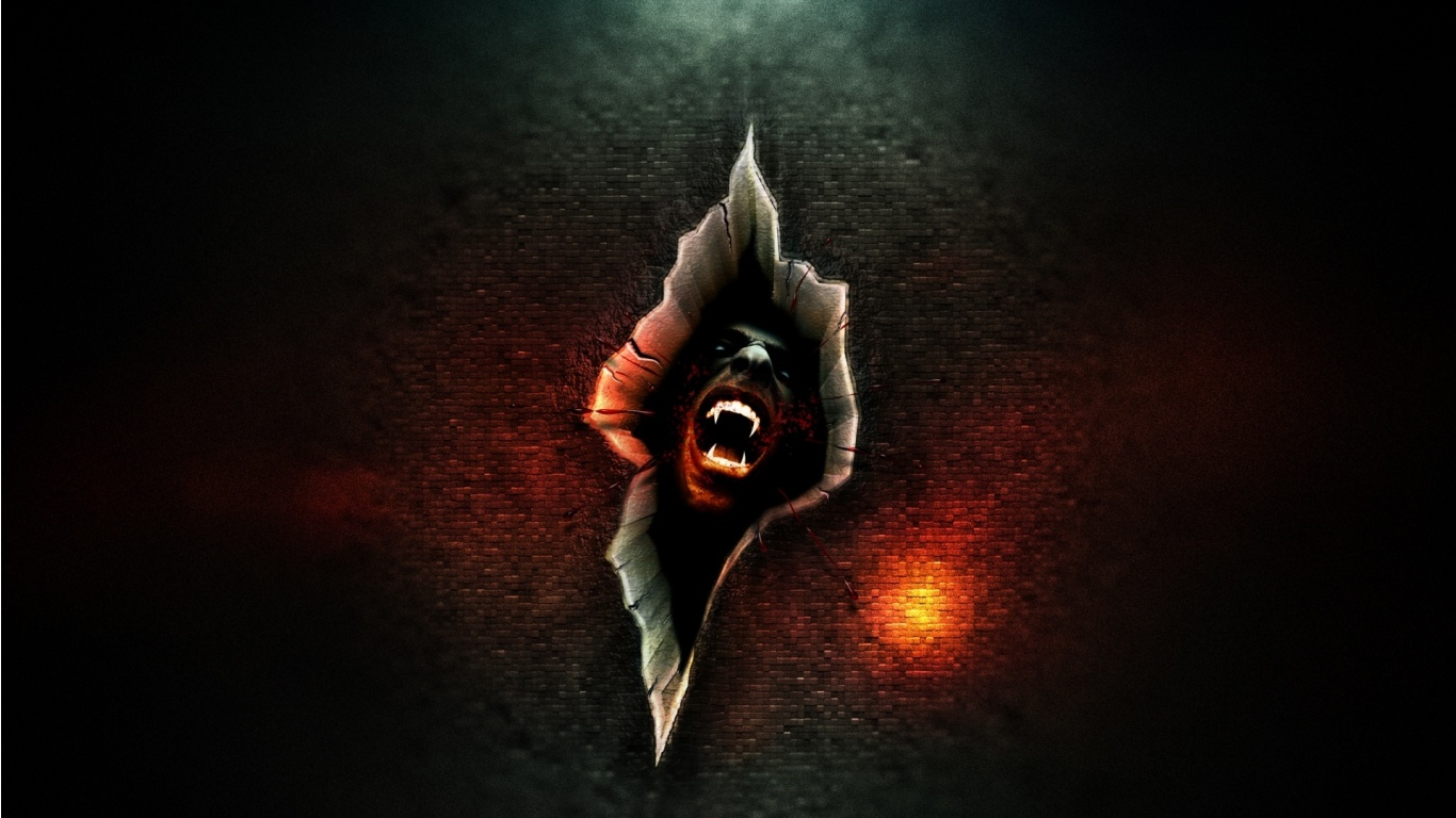 Horror Face Wallpapers