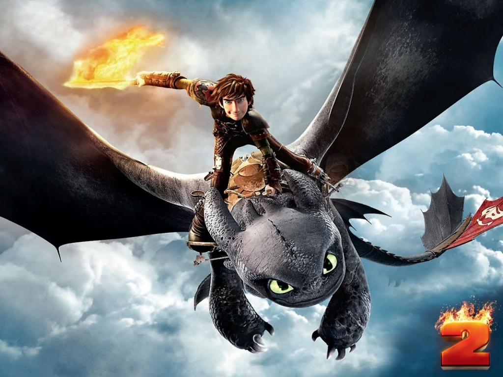 How to train your dragon 2 2014 1024 x 768 download close