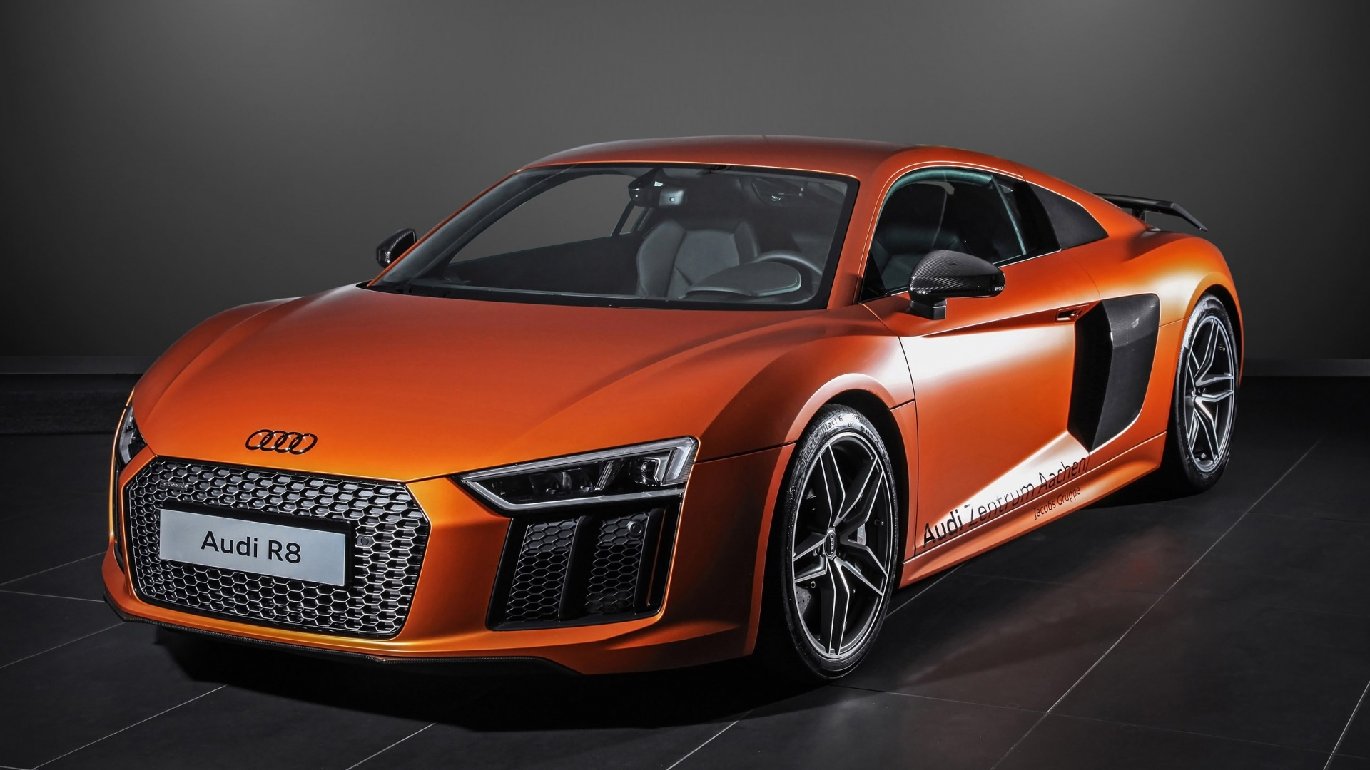 Hplusb Audi R8 2015 Wallpapers 1920x1080 432058