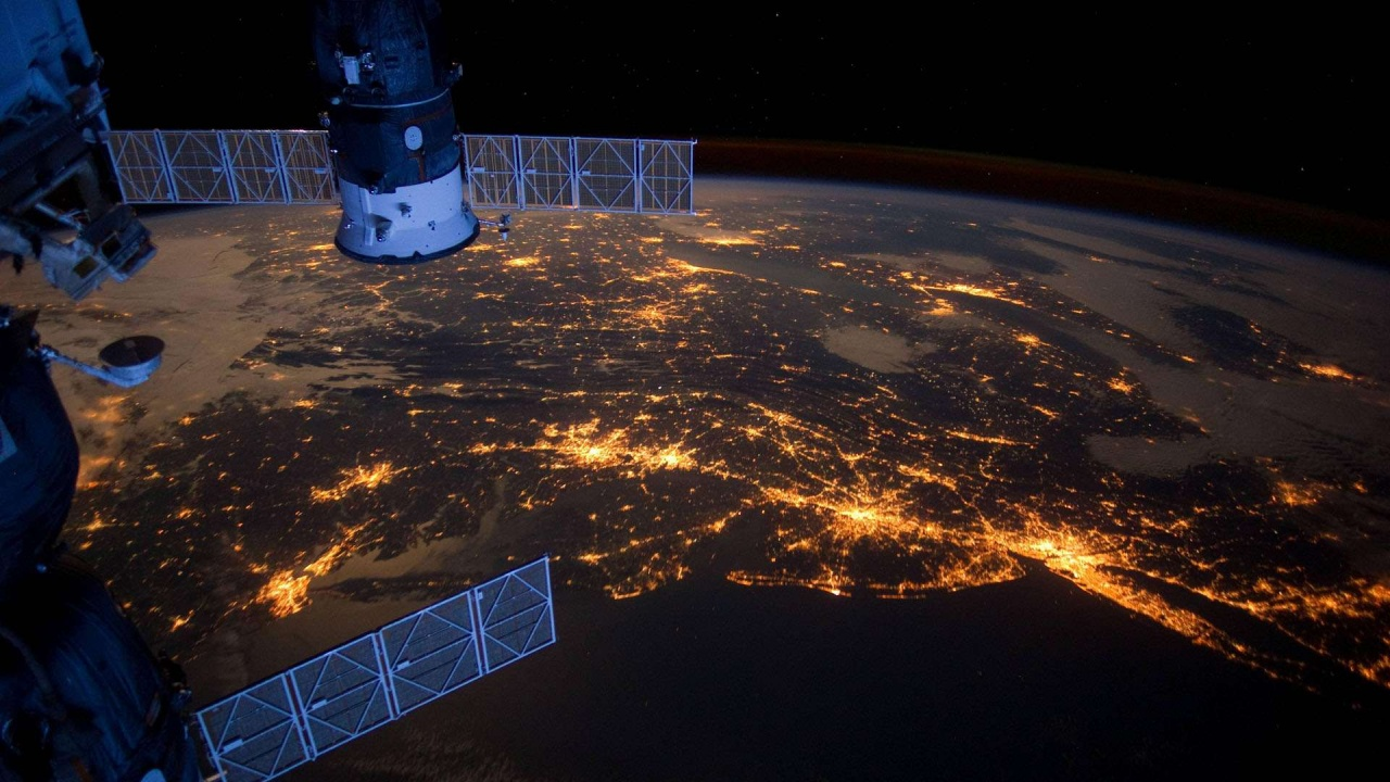 international space station from earth to current transportation - photo #38