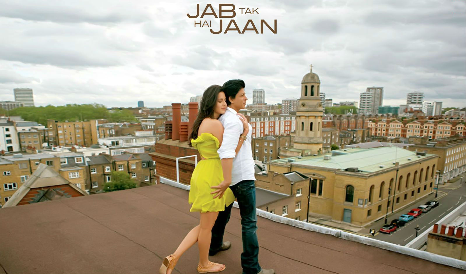 Jab Tak Hai Jaan Movie Still  Jab Tak Hai Jaan Wallpapers Hd 1366x768