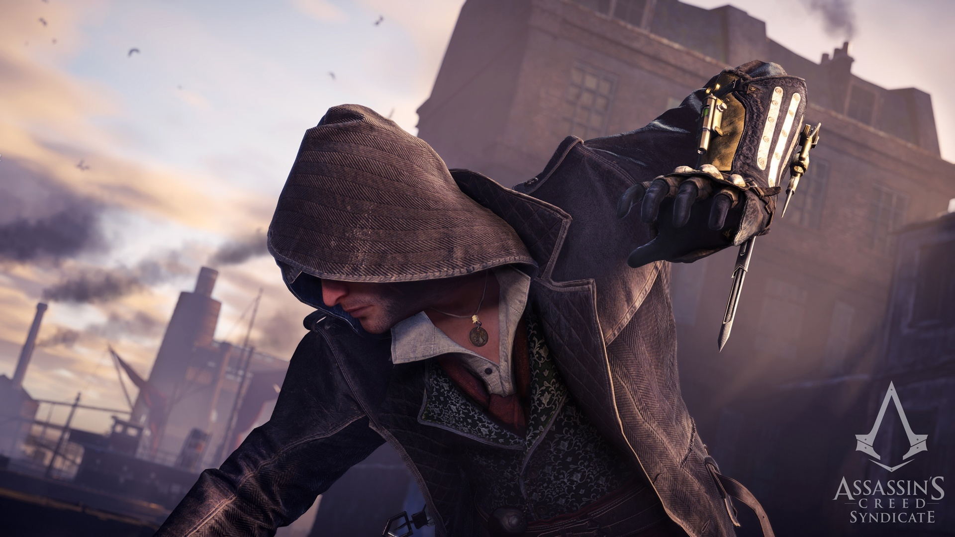 Jacob Frye Hidden Blade Assassins Creed Syndicate Wallpapers