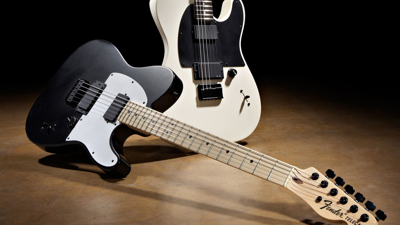 fender tele 39 s with humbuckers harmony central. Black Bedroom Furniture Sets. Home Design Ideas