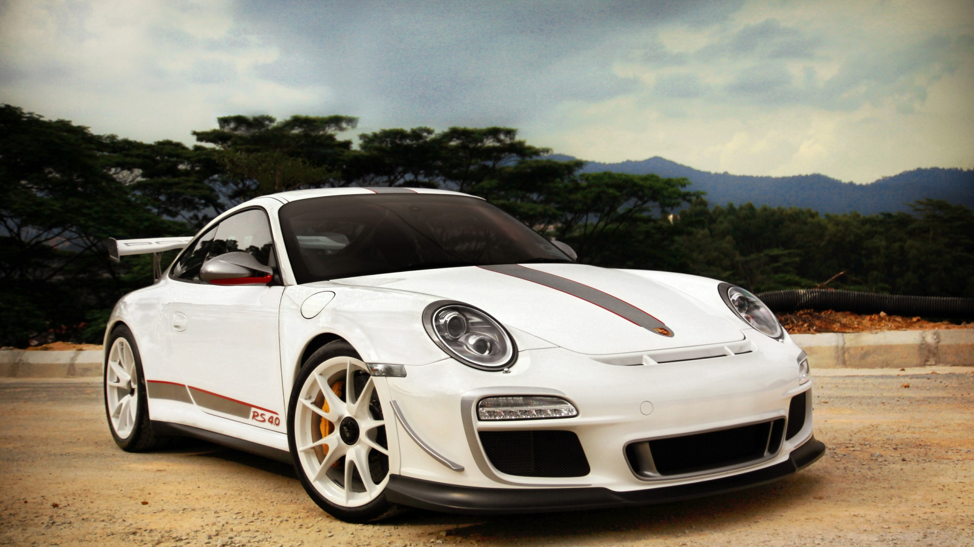 JNH Porsche 911 GT3 Version 02 Wallpapers