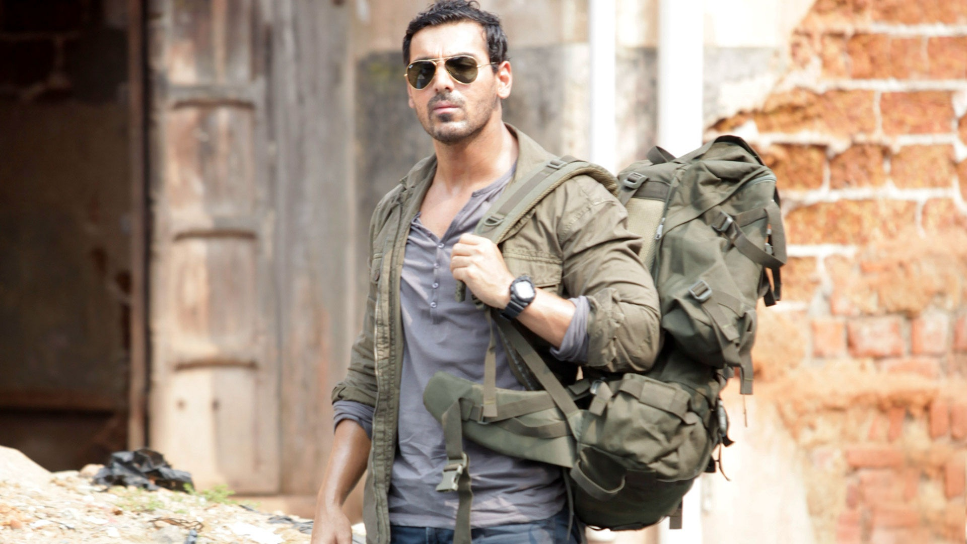 Hd wallpaper john abraham - John Abraham Madras Cafe