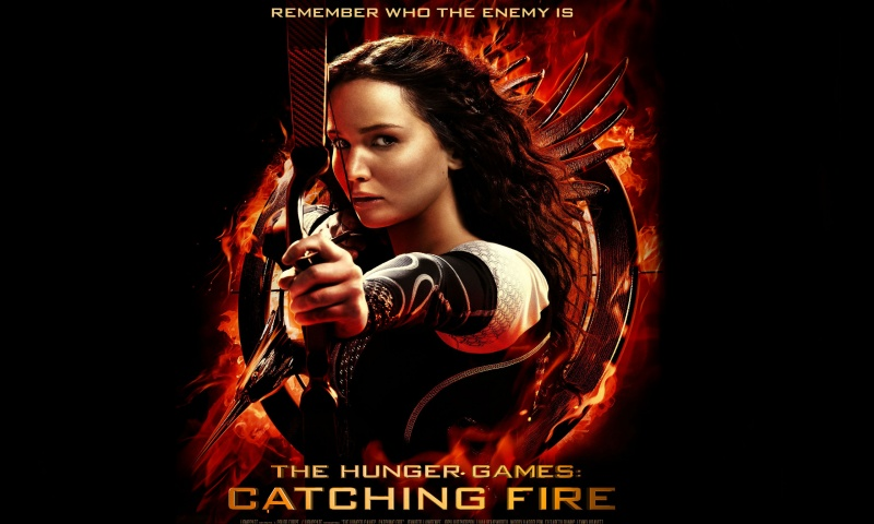 Katniss Everdeen The Hunger Games: Catching Fire ...