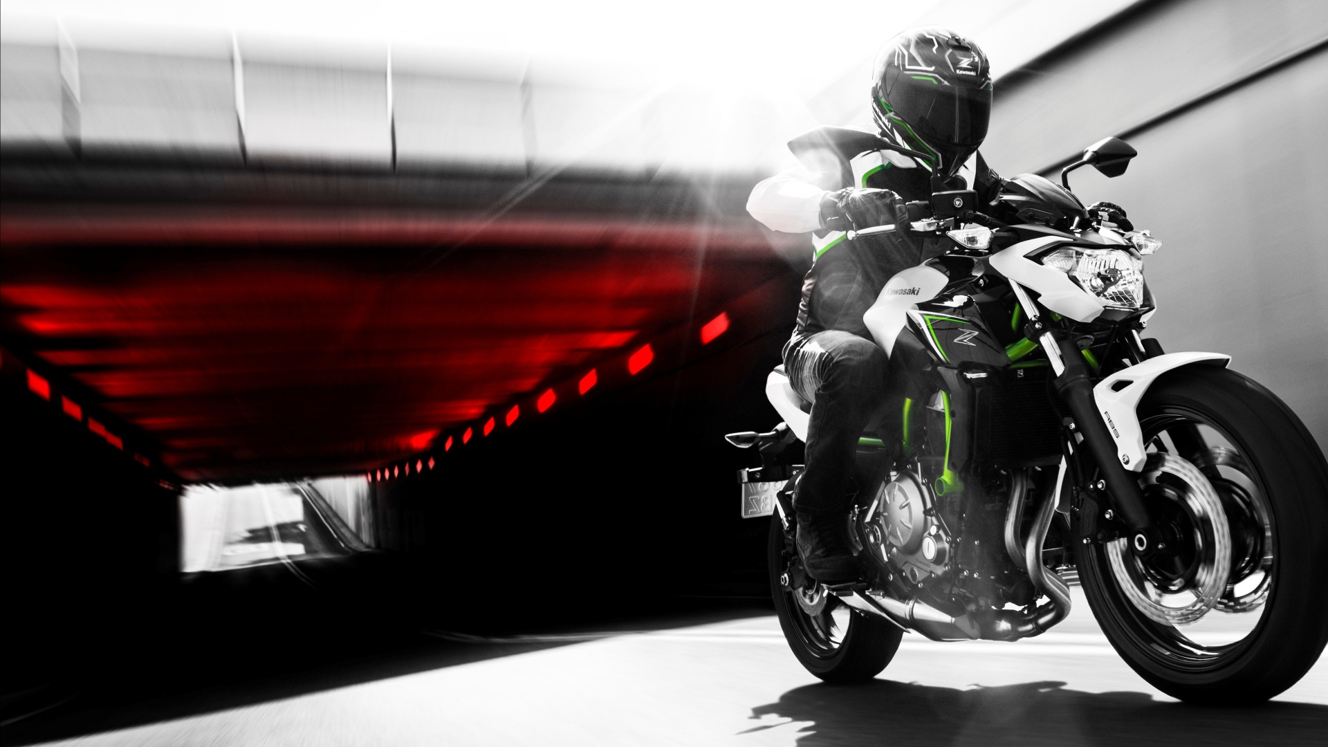 Kawasaki Z650 Unveiled At EICMA Wallpapers
