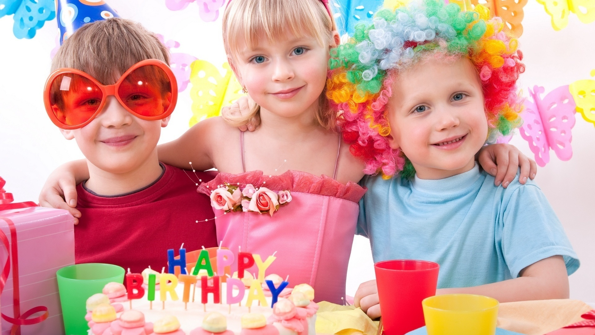 Kids Birthday Party | 1920 x 1080 | Download | Close