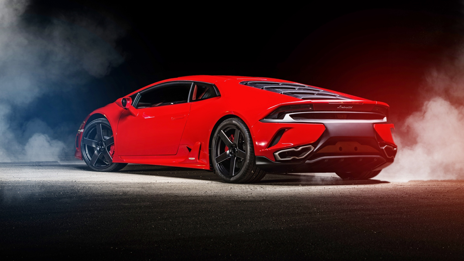 Lamborghini Huracan Ares Design Wallpapers 1920x1080 513793