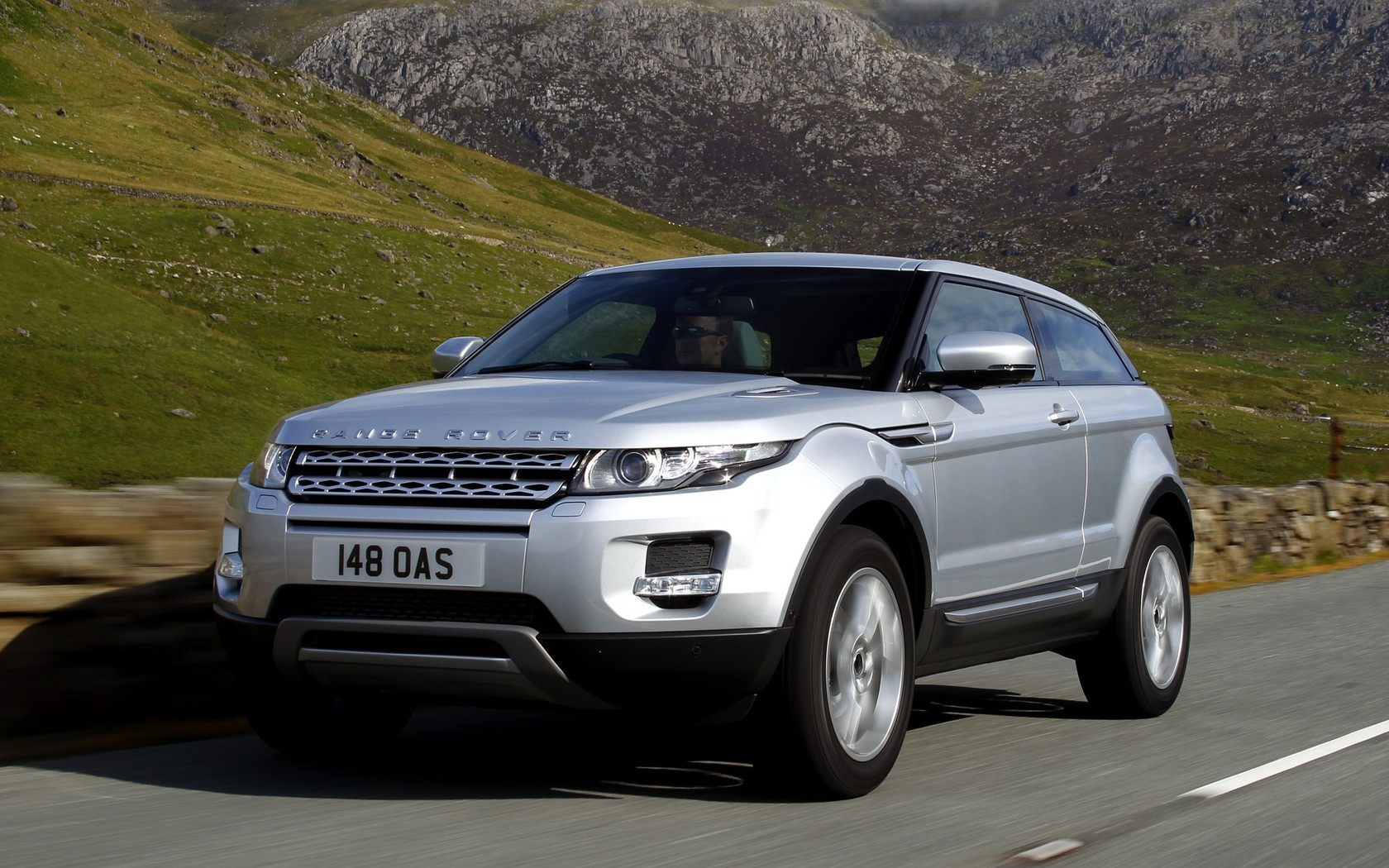 land rover evoque cars in silver wallpapers 1680x1050 427019