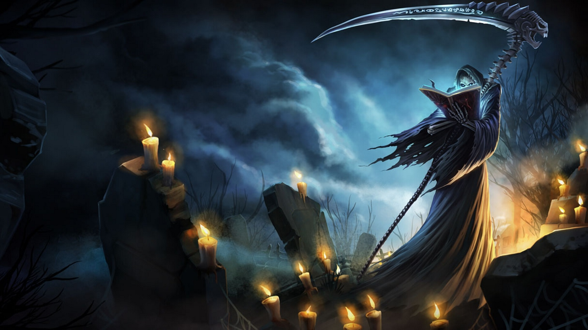League of legends karthus 1920 x 1080 download close