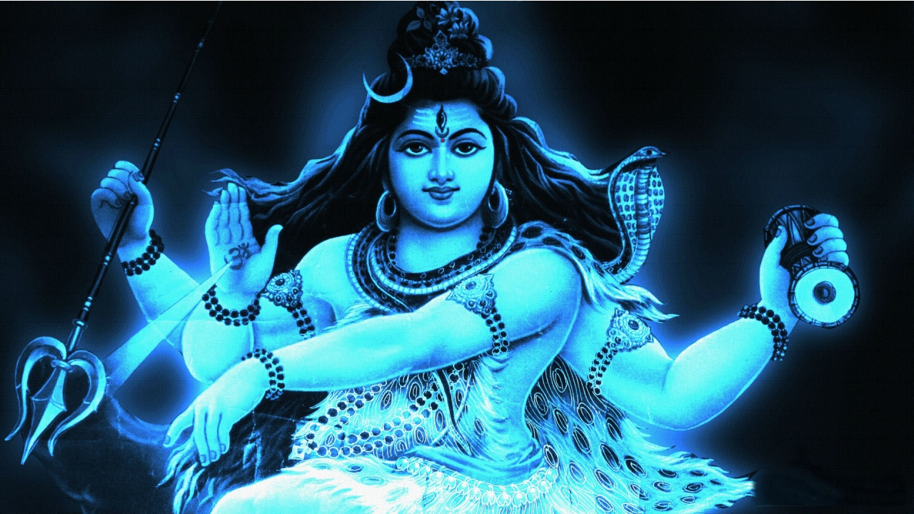 Lord Shiva Tandav Dance Wallpapers - 1280x720 - 402929
