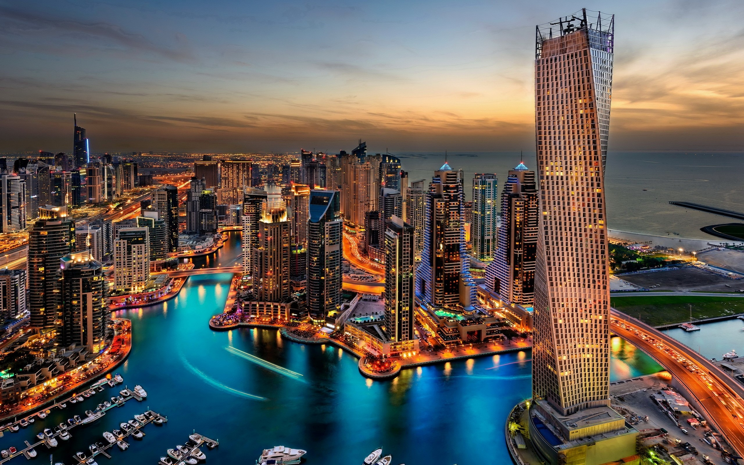 Luxury hotels in dubai wallpapers 2560x1600 1733201 for The top hotels in dubai