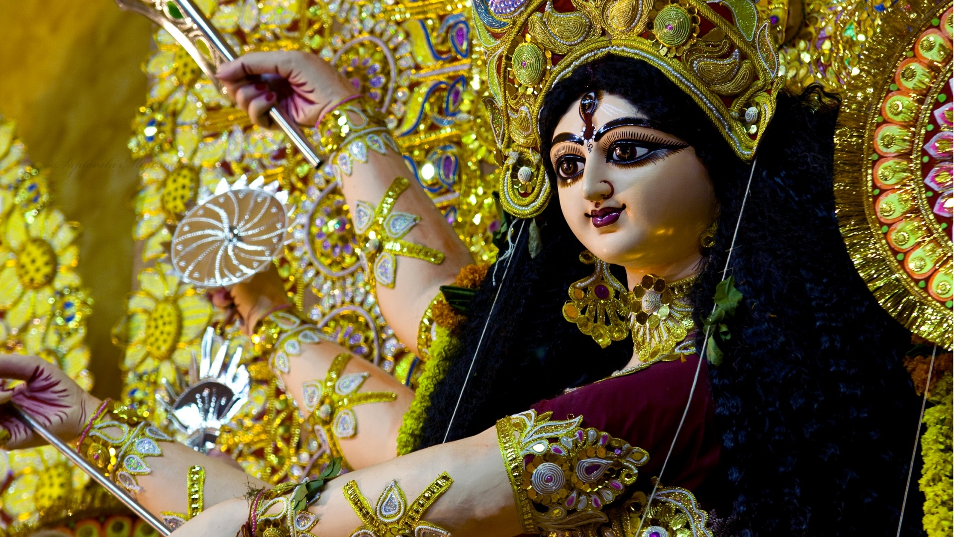 Wallpaper download durga maa - Maa Durga