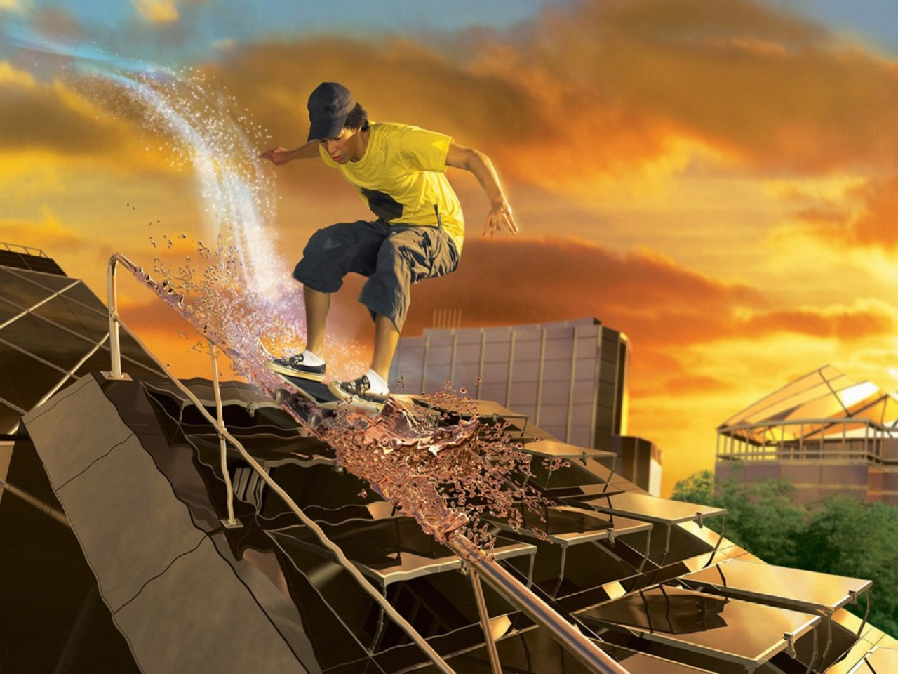 Skate 3 Wallpapers 1920X1080
