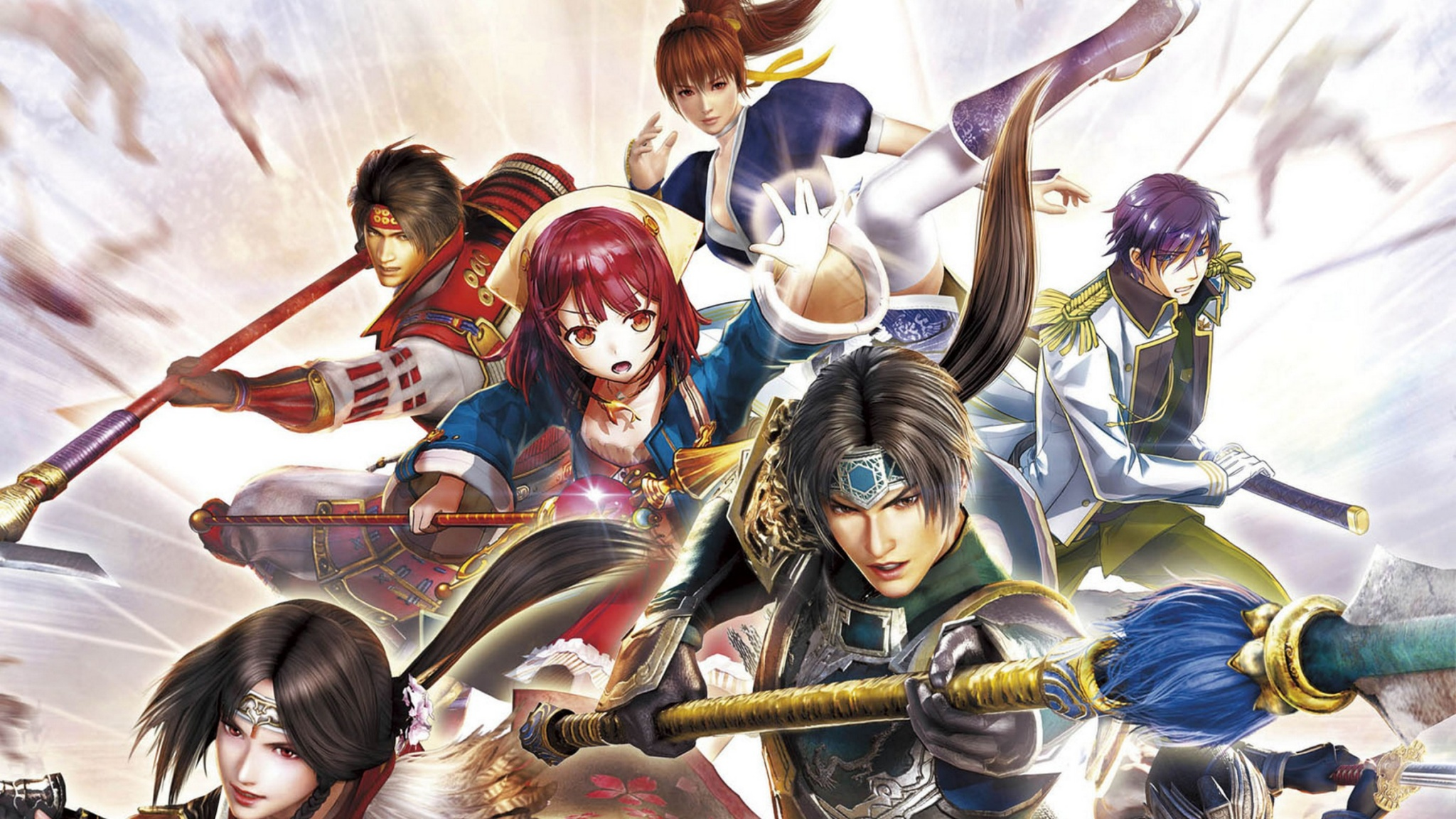 Musou Stars Game Ps4 Wallpapers 2048x1152 757522