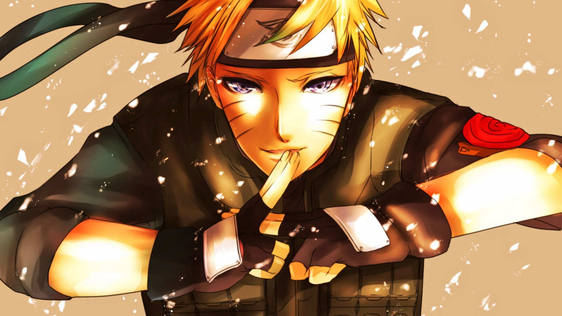 Naruto Uzumaki Short Hair Wallpapers