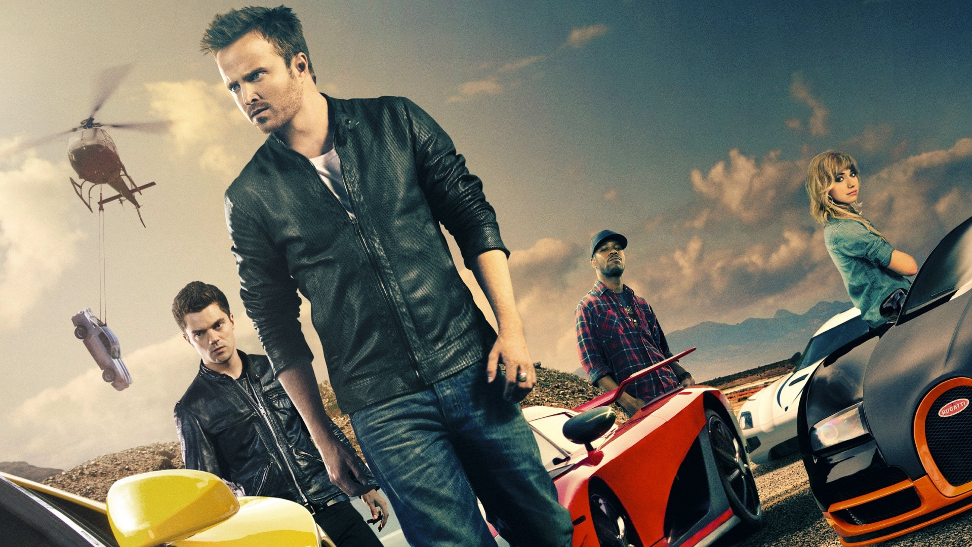 Need For Speed 2014 Hollywood Movie  1920 x 1080  Download  Close