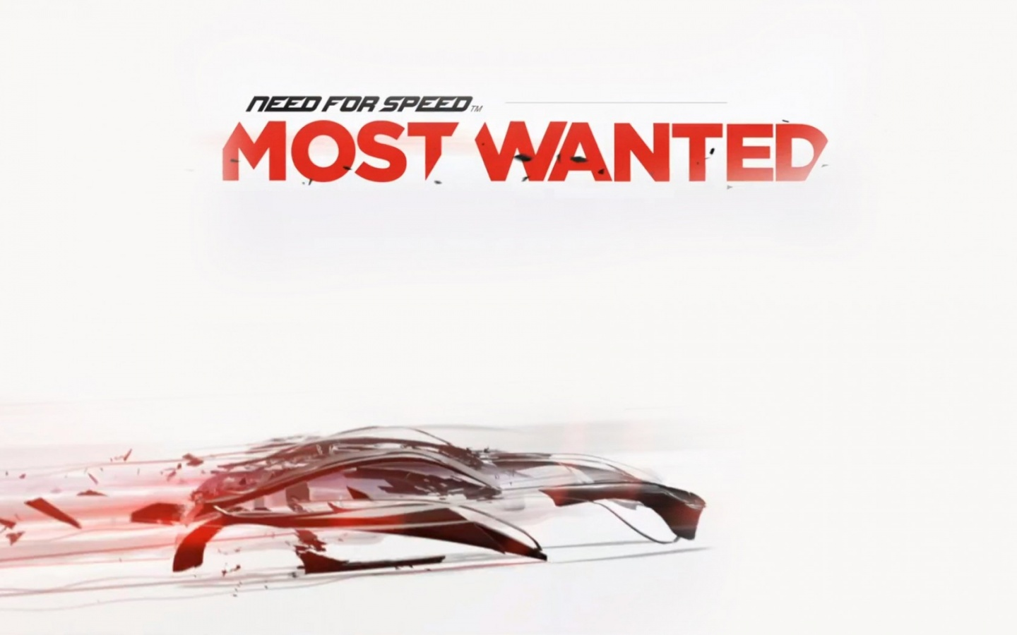 Need For Speed Most Wanted HD desktop wallpaper Widescreen