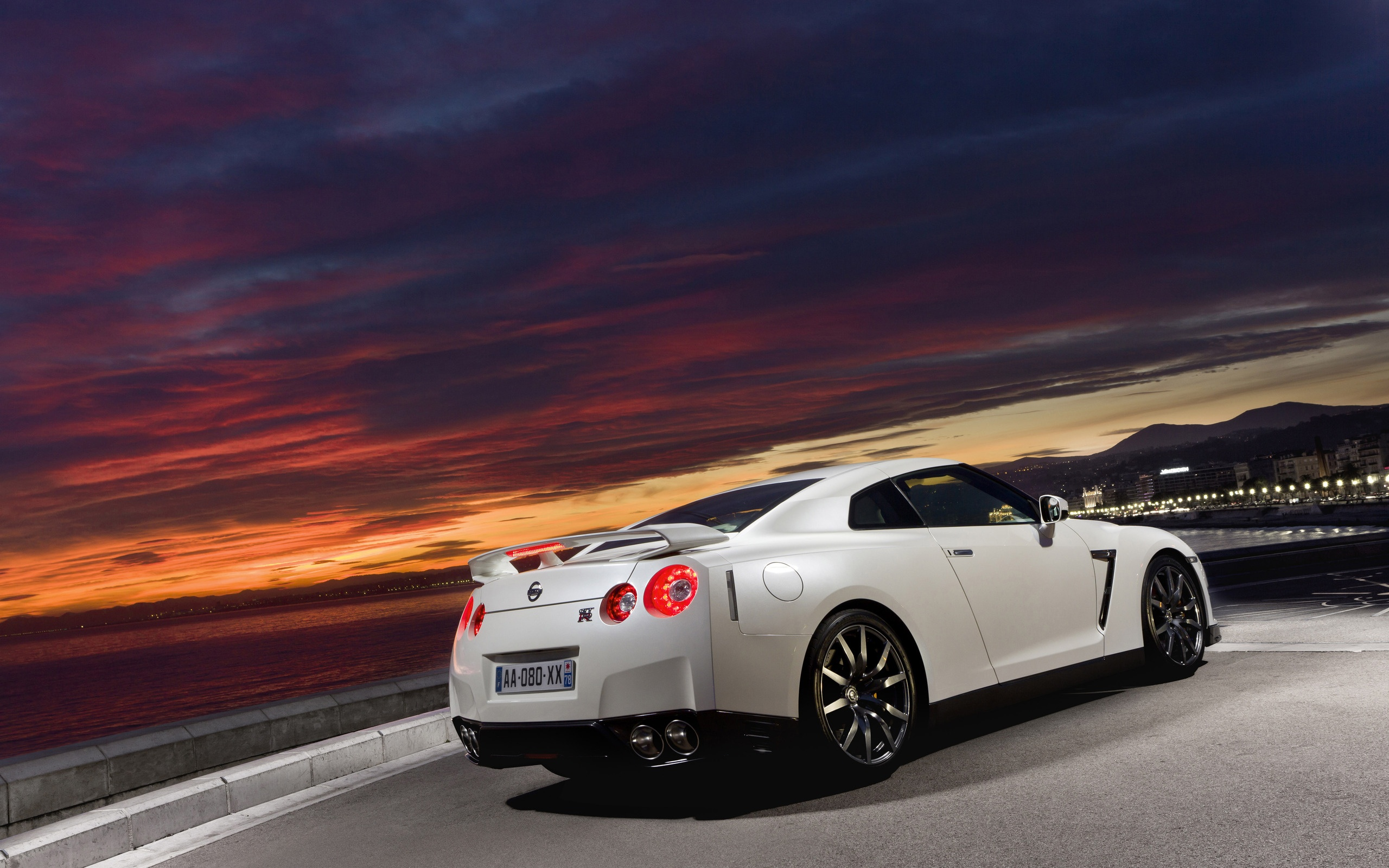nissan gt r egoist wallpapers - 2560x1600