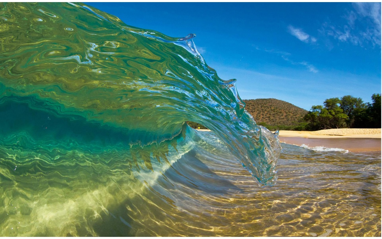 Ocean Whirlpool Wave | 1280 x 800 | Download | Close