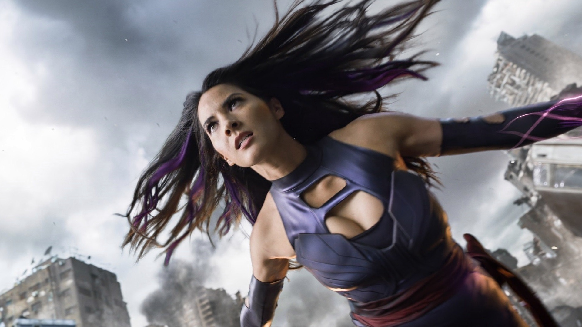 olivia munn angry x-men apocalypse wallpapers - 1920x1080 - 433283