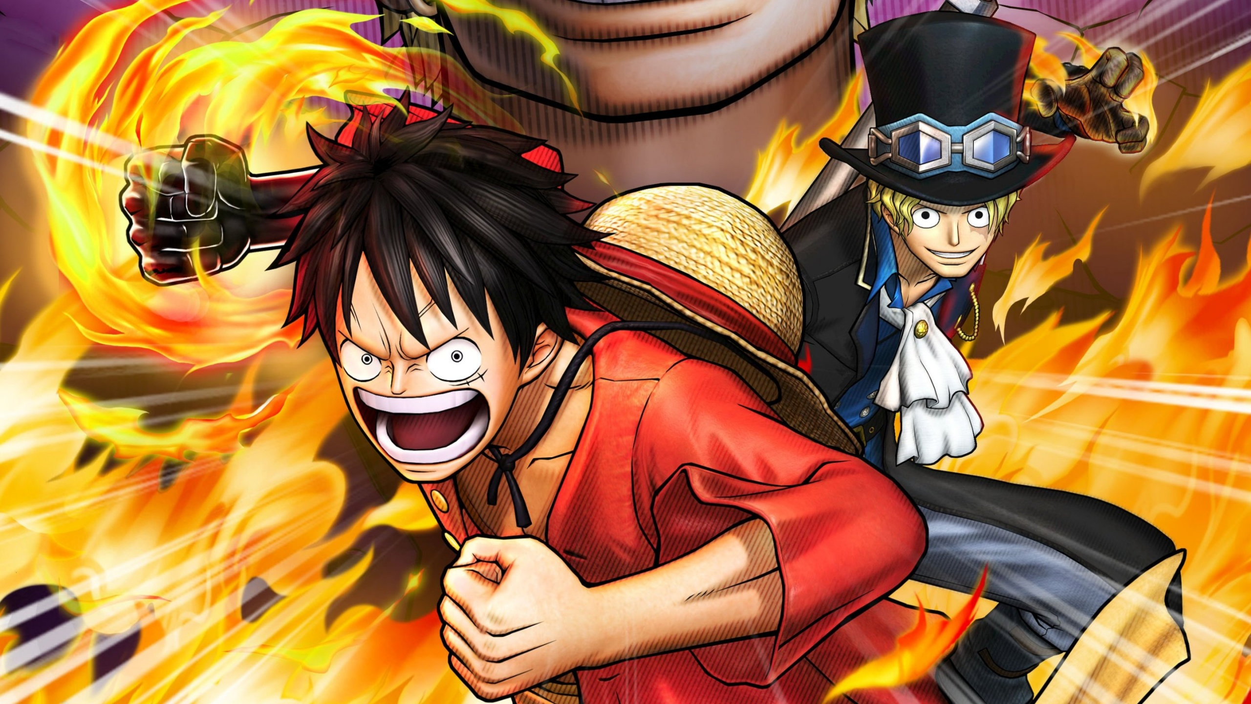 One Piece Pirate Warriors 3 2015 Wallpapers 2560x1440