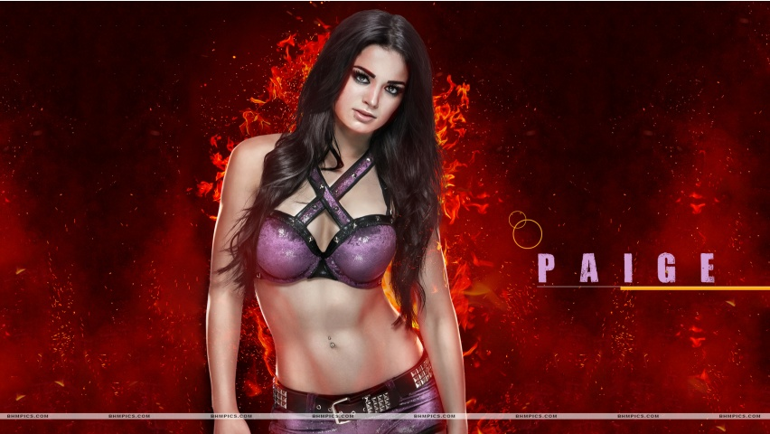 hd wallpapers of wwe paige