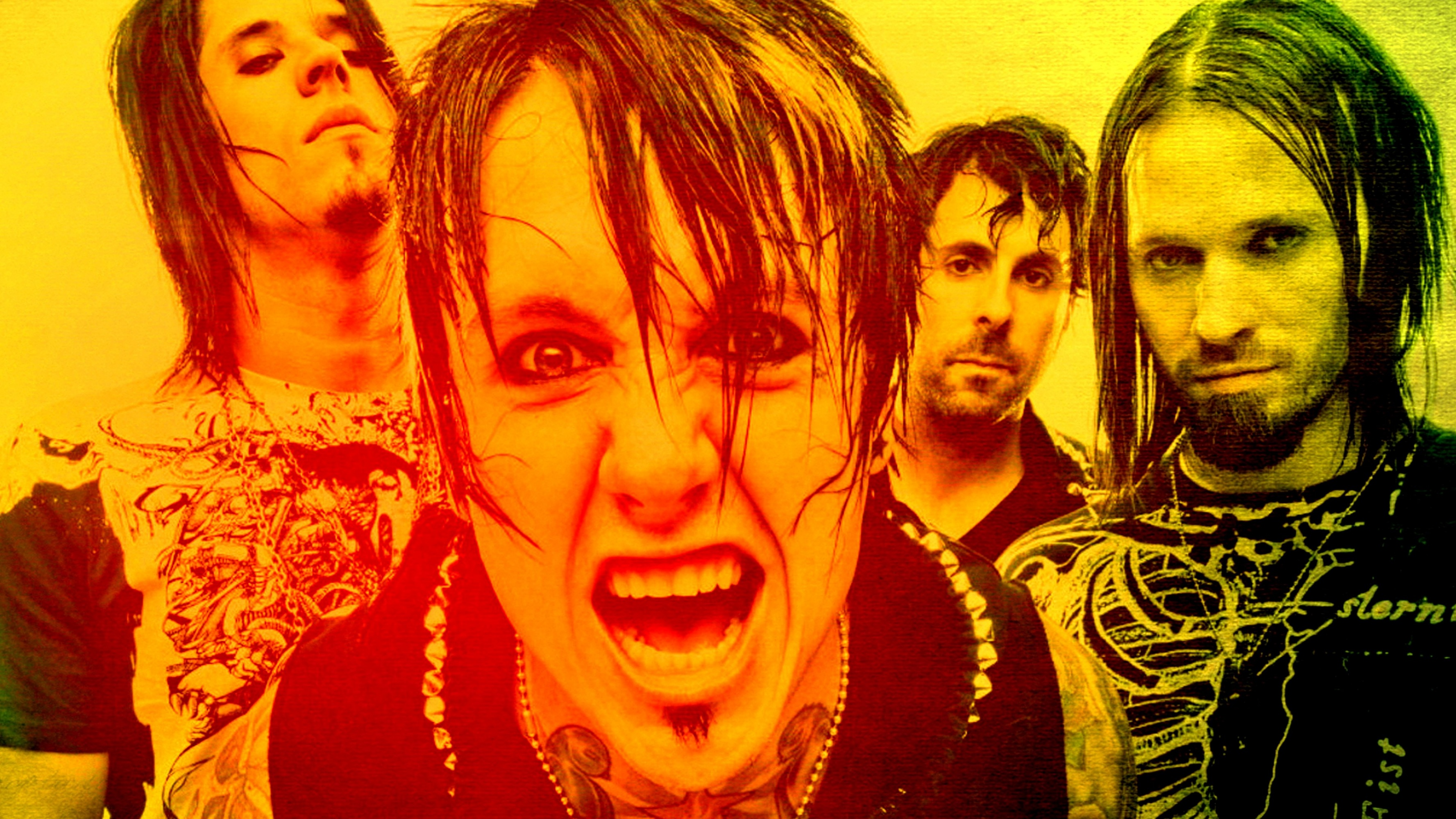 Papa Roach Wallpapers