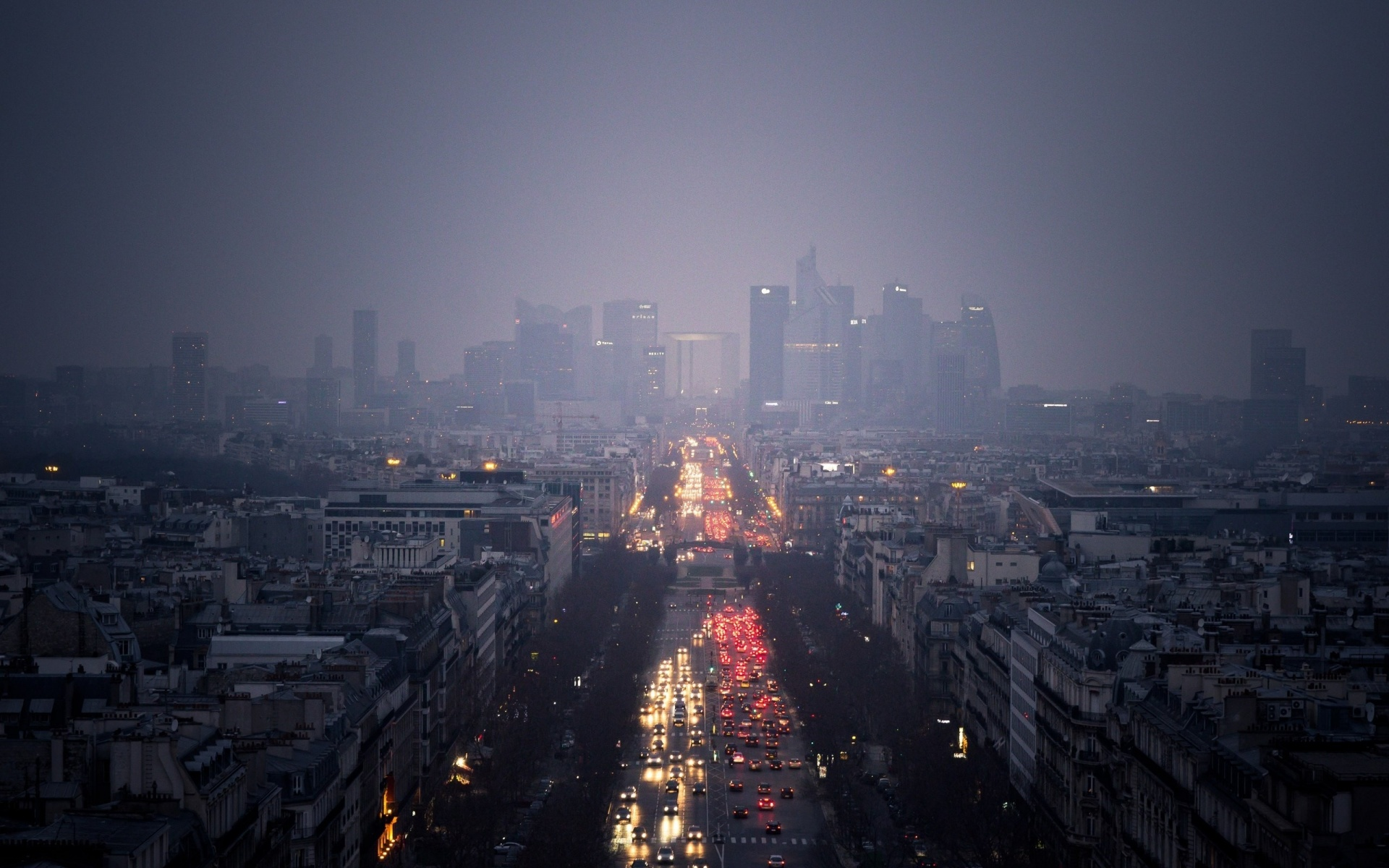 paris cityscape wallpaper 632368
