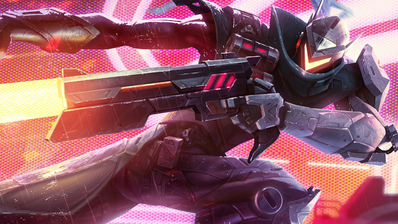 Project Lucian League Of Legends Wallpapers - 1280x720 ...
