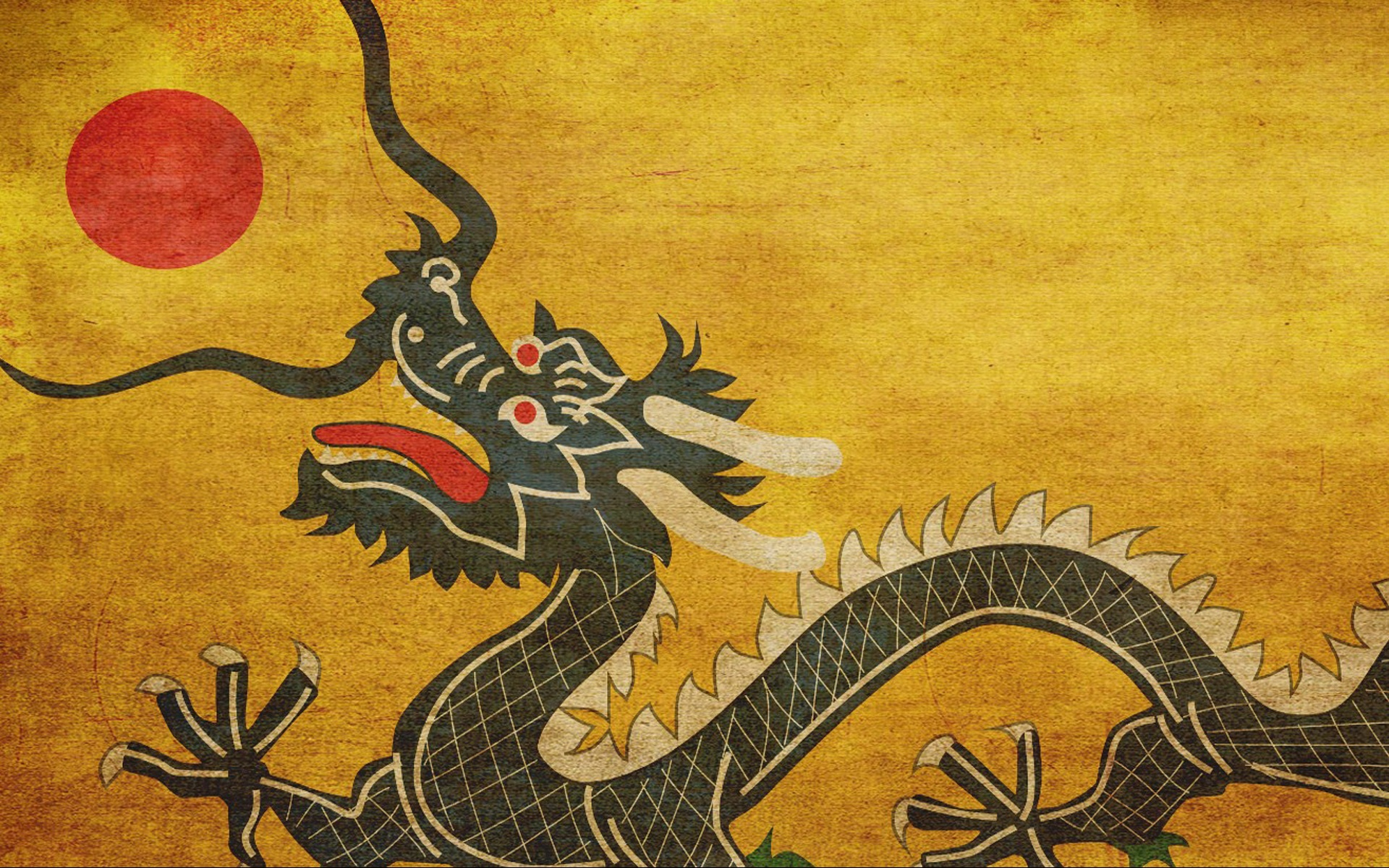 Qing Dynasty Flag Wallpapers - 1920x1200 - 1004435