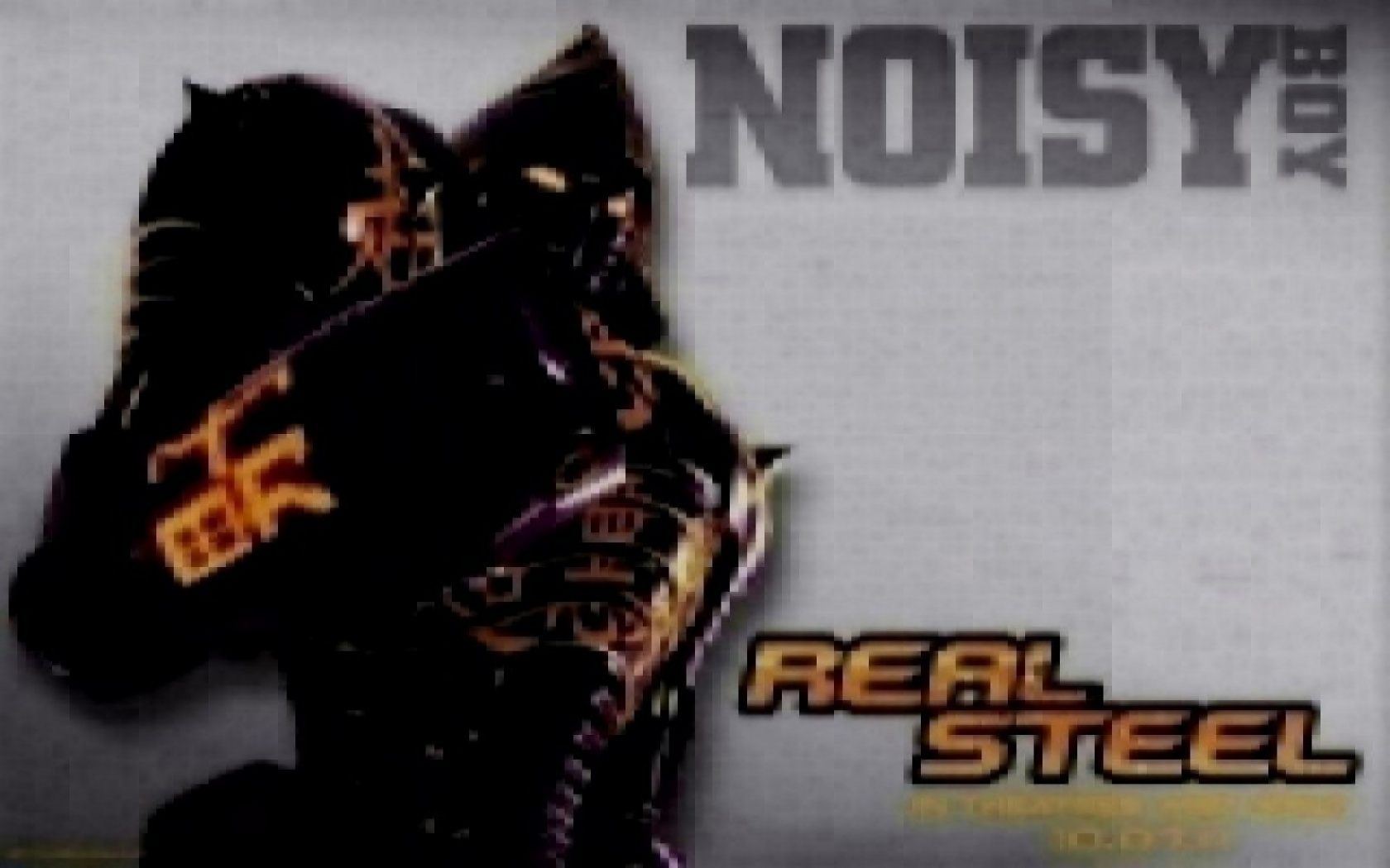 Real Steel Movie Noisy Boy Wallpapers - 1680x1050 - 240513