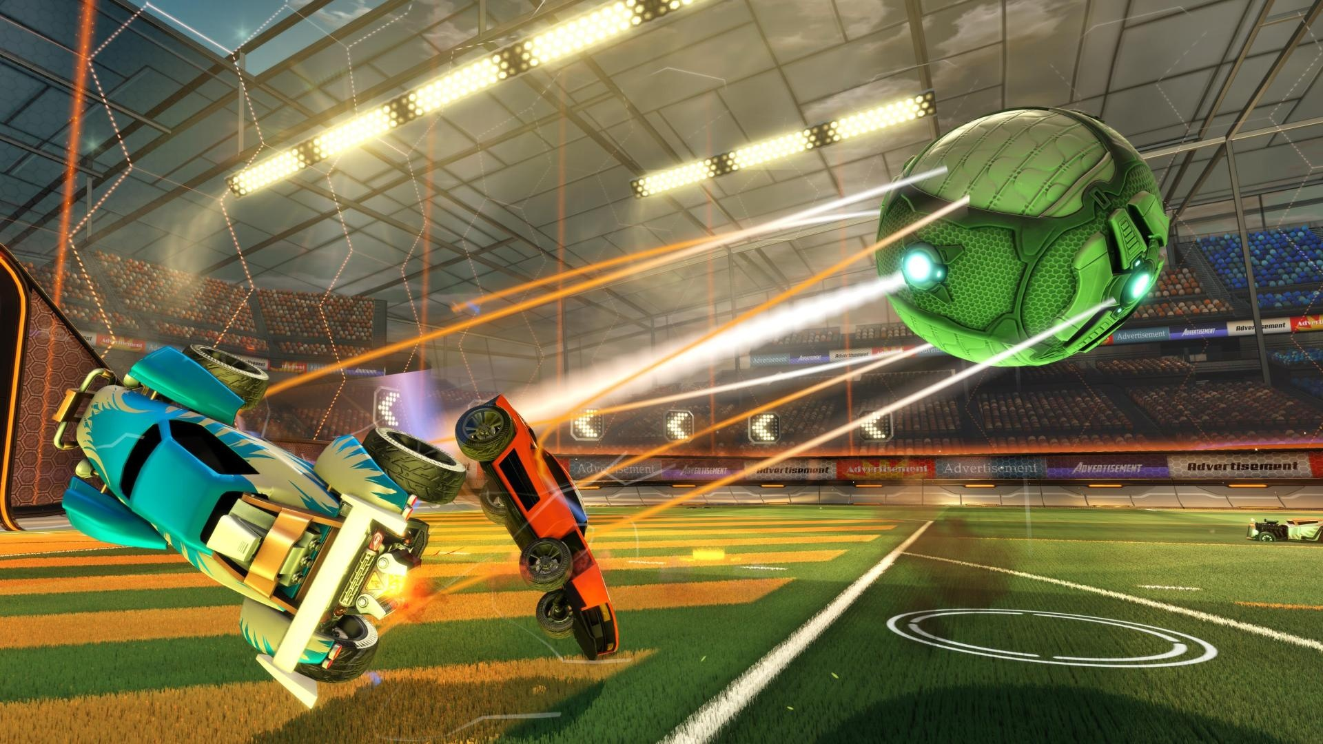 Xbox One Soccer Car Game