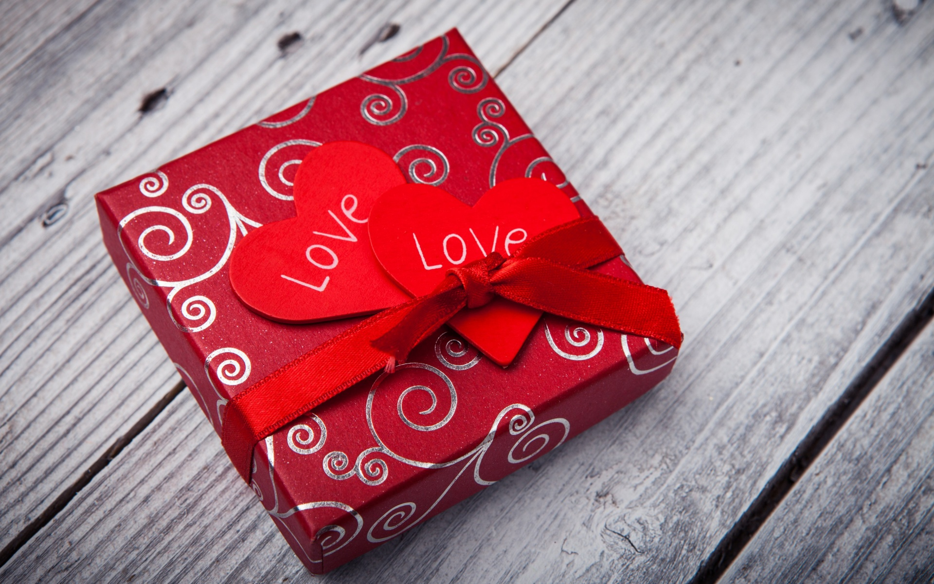Love Gift Wallpapers : Romantic Love Gift Valentines Day Wallpapers - 1920x1200 ...