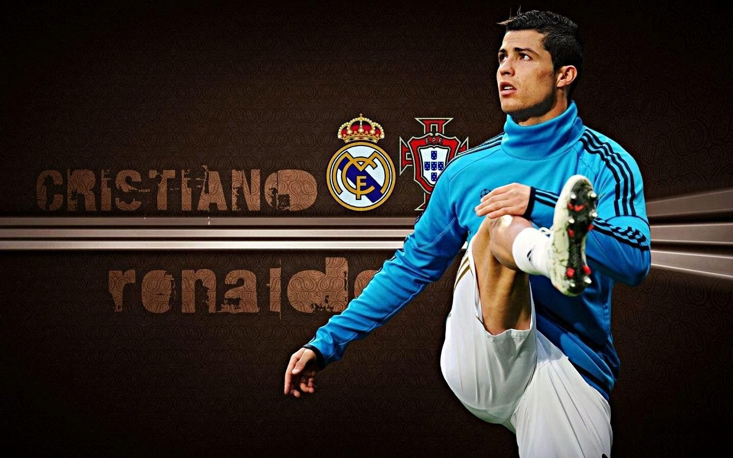 Ronaldo Real Madrid Football   1440 X 900   Download   Close