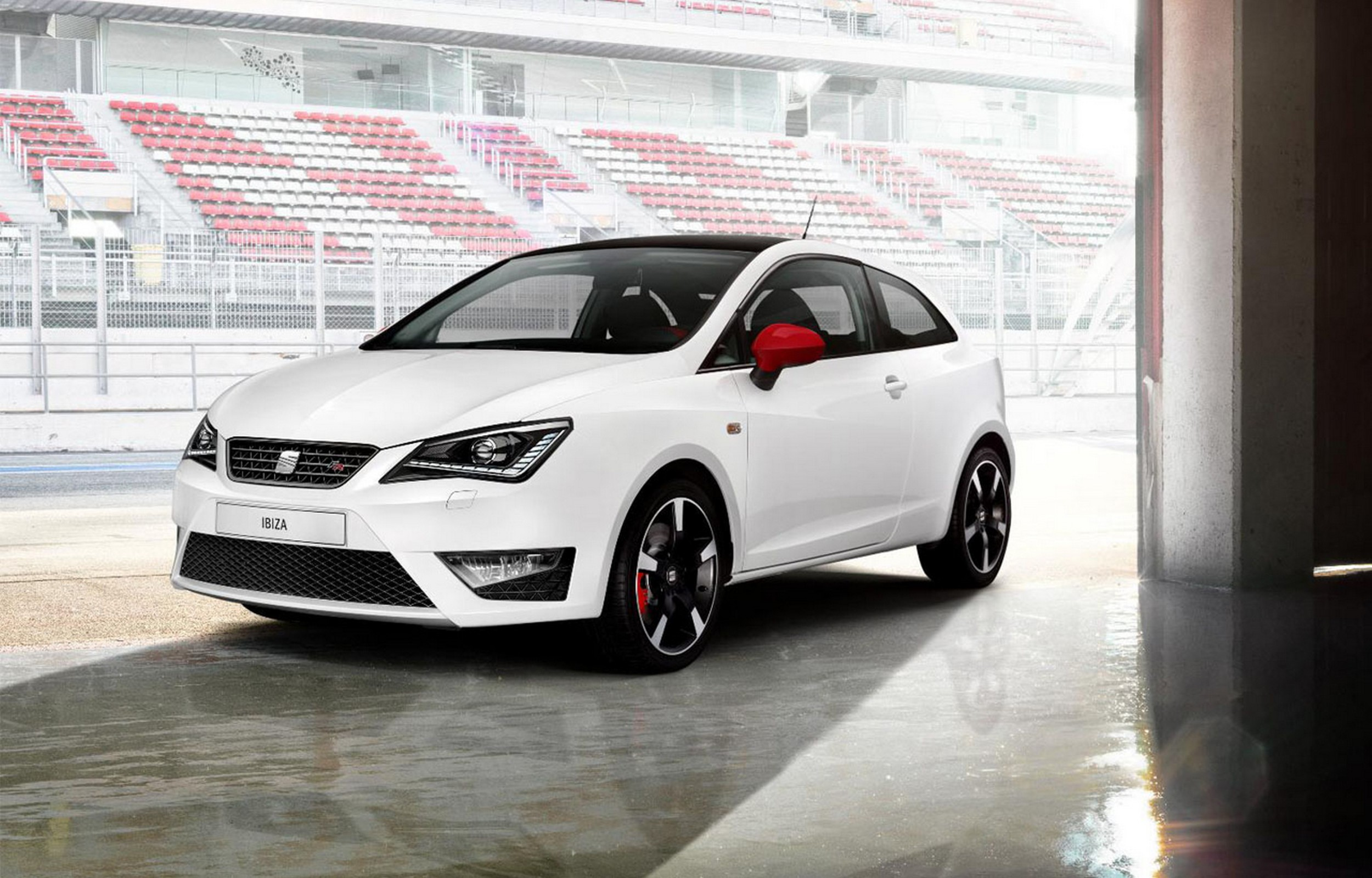 seat ibiza fr 2012 wallpapers 2500x1600 630804. Black Bedroom Furniture Sets. Home Design Ideas
