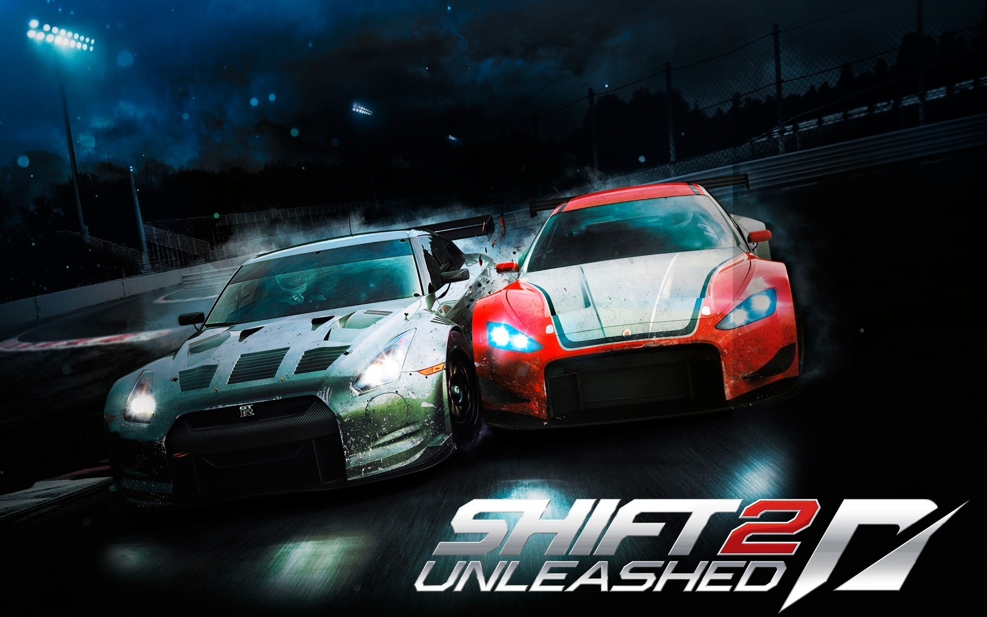 Shift 2 Unleashed Need for Speed Racing Game Wallpapers ...
