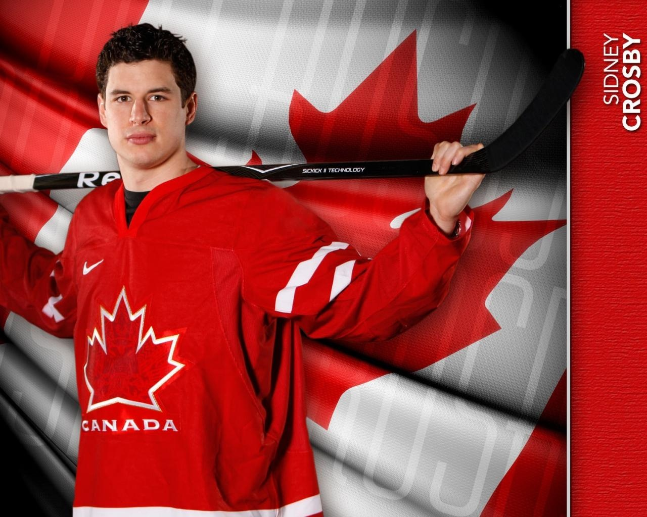 sidney crosby golden goal wallpaper
