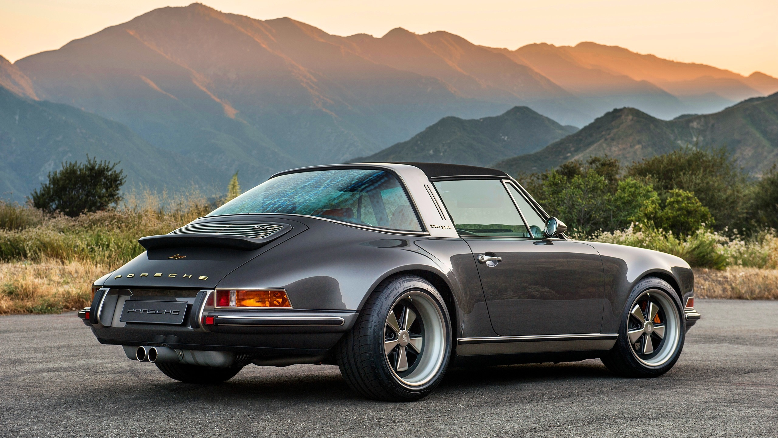 Singer 911 Targa Cars 2015 Wallpapers 2560x1440 1189178