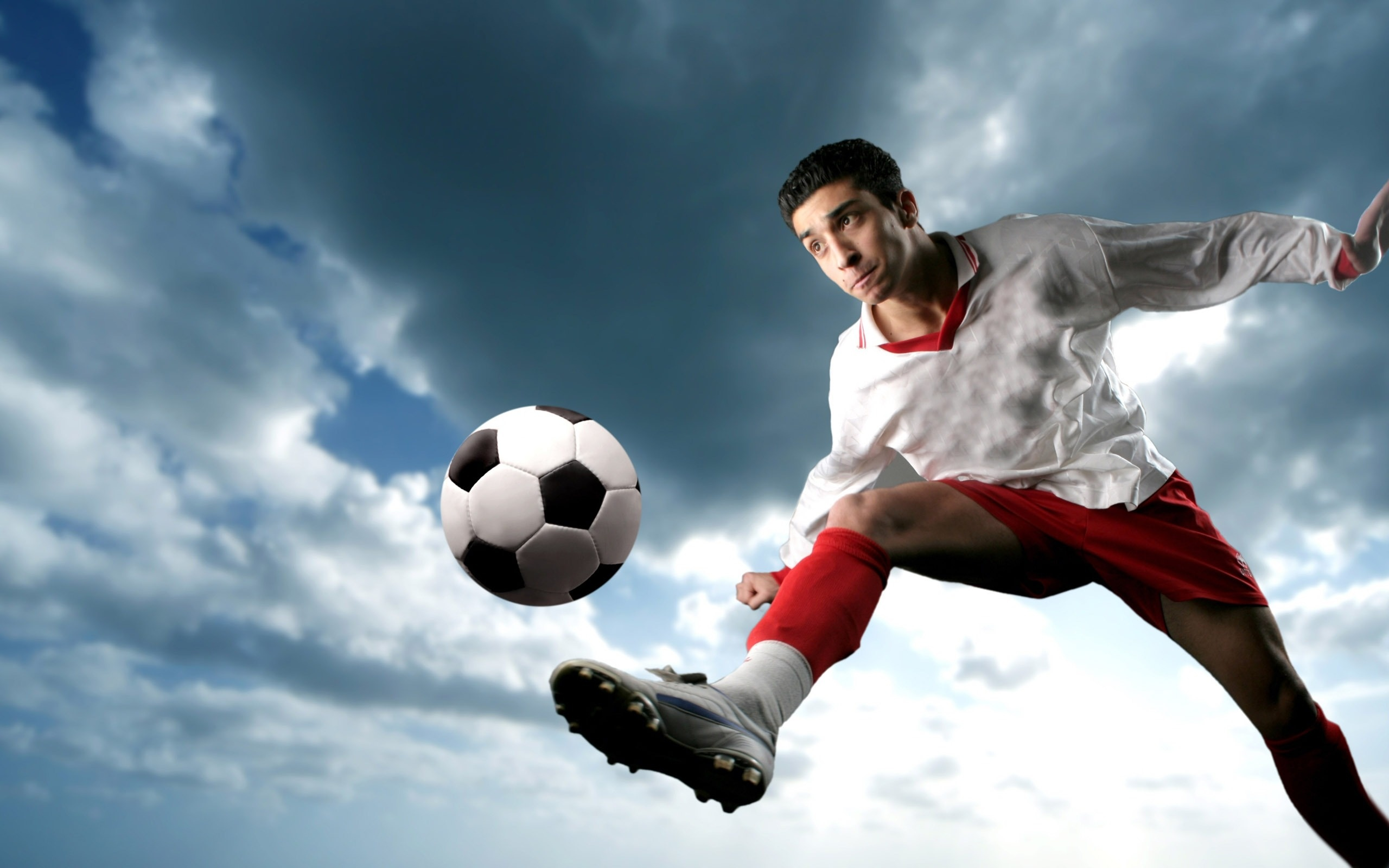 Players Footballsoccer