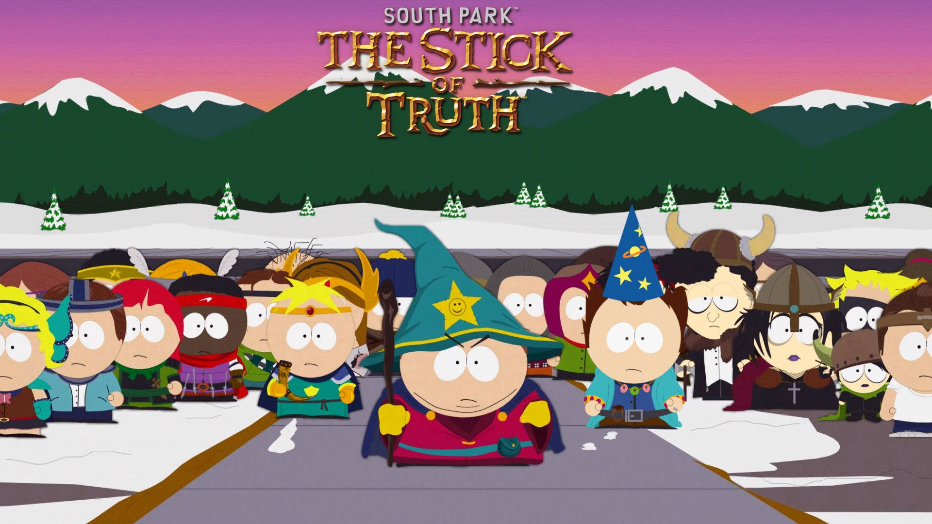 south park the stick of truth 2013 wallpapers 1920x1080